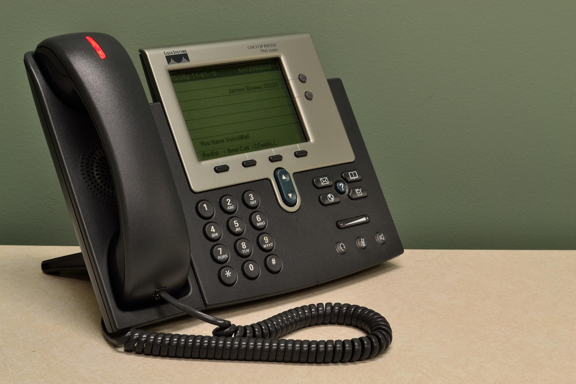 Telefono de Mesa para centralitas